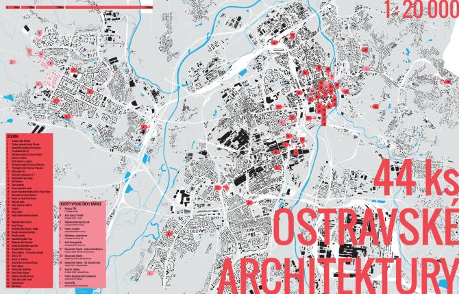 Proč vzniklo 44 ks ostravskéarchitektury