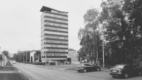 Kancelářská budova Černáperla