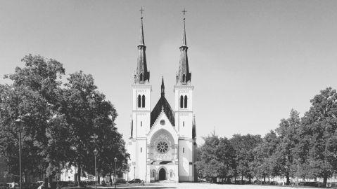 Kostel Neposkvrněného početí PannyMarie