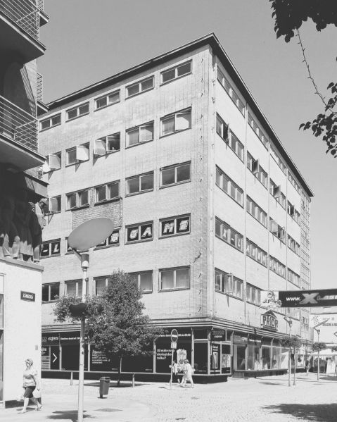 Obchodní dům Bachner