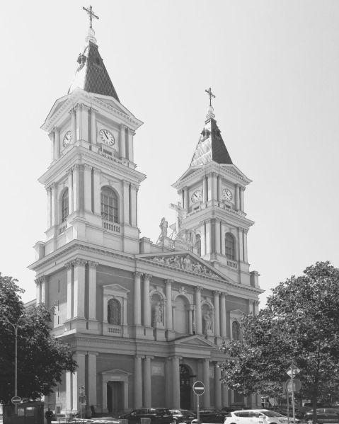 Katedrála Božského spasitele