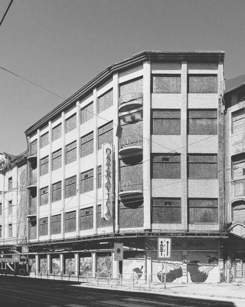 Obchodní dům Textilia