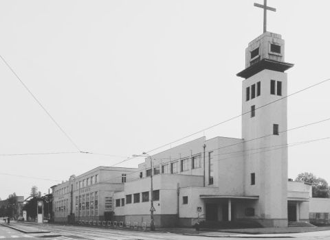 Kostel sv. Josefa DonBosco
