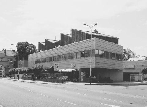 Polyfunkční dům Ostrava-Vítkovice