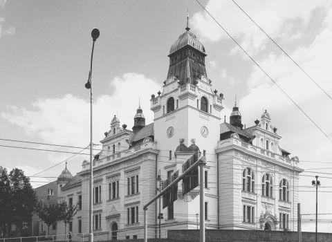 Radnice Slezské Ostravy